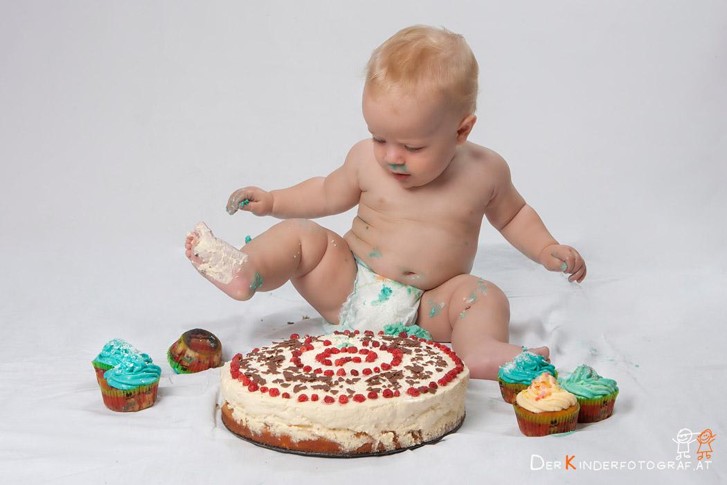 der Kinderfotograf Baby