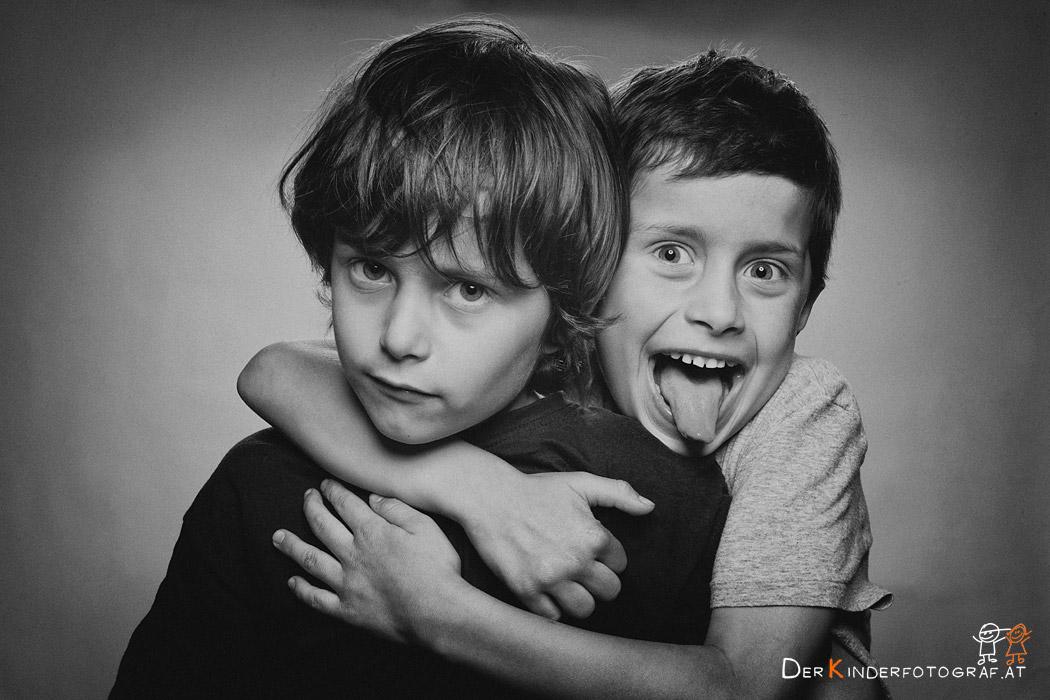 der Kinderfotograf Fotoshooting