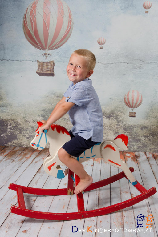 der Kinderfotograf Kindergartenfoto