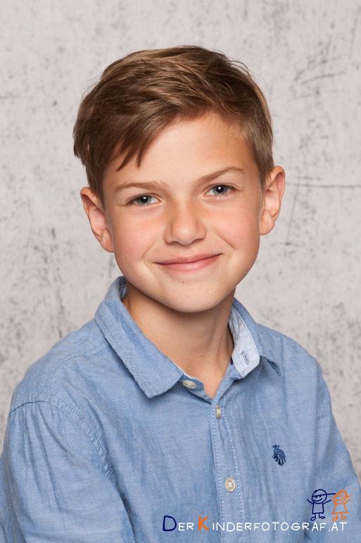 der Kinderfotograf Portrait